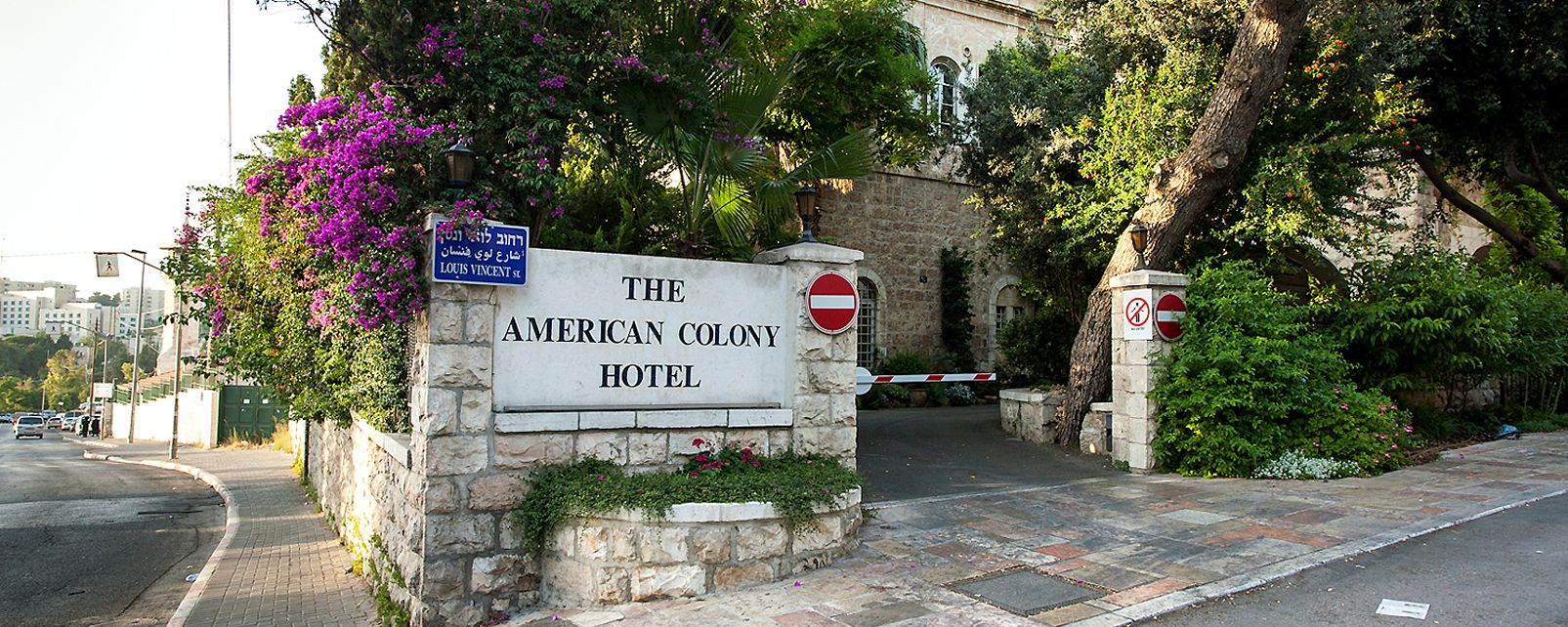 Hotel The American Colony