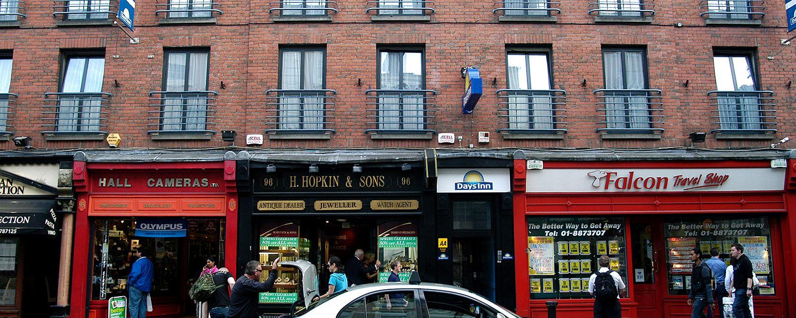 Hotel Days Inn Dublin Talbot Street