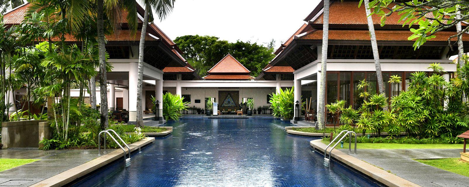 Hôtel Banyan Tree