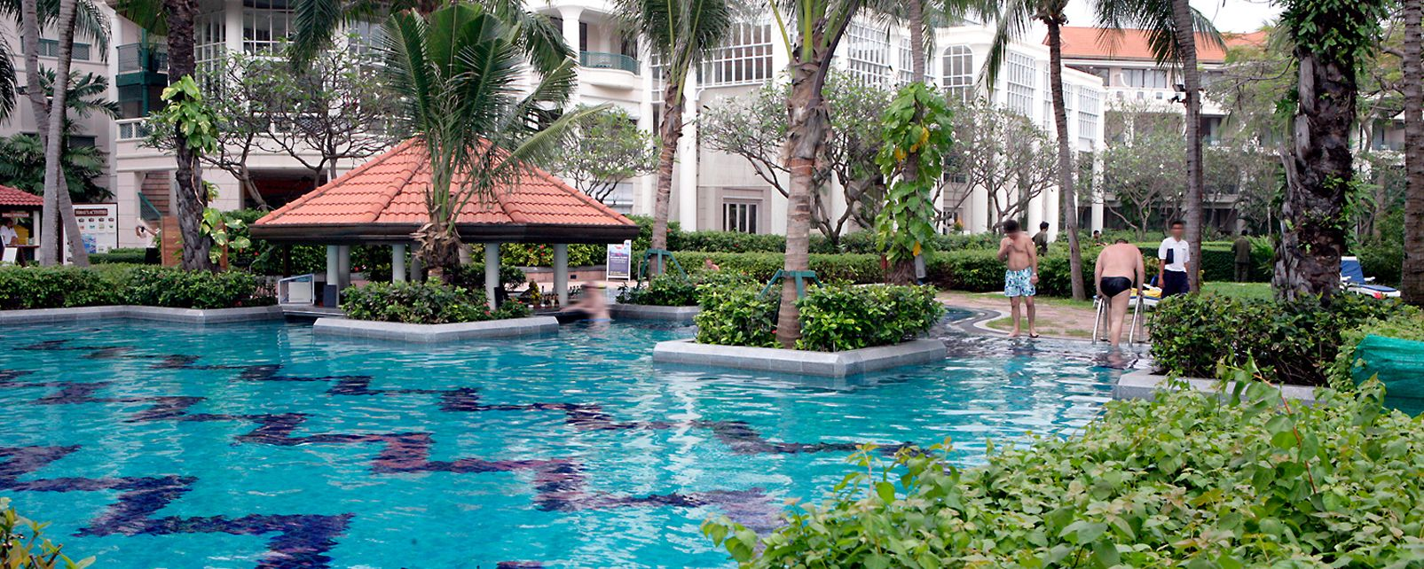 Hotel Central Samui Beach Resort