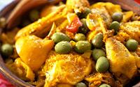 Tajine de poulet marocain