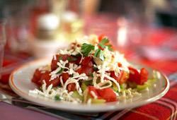 Salade bulgare Shopska