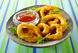 recipe mexican onion rings mexico. Black Bedroom Furniture Sets. Home Design Ideas