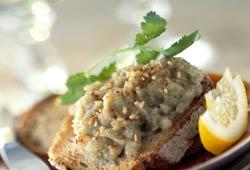 Le caviar d'aubergines