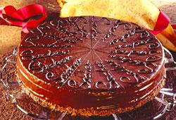 Gâteau au chocolat autrichien