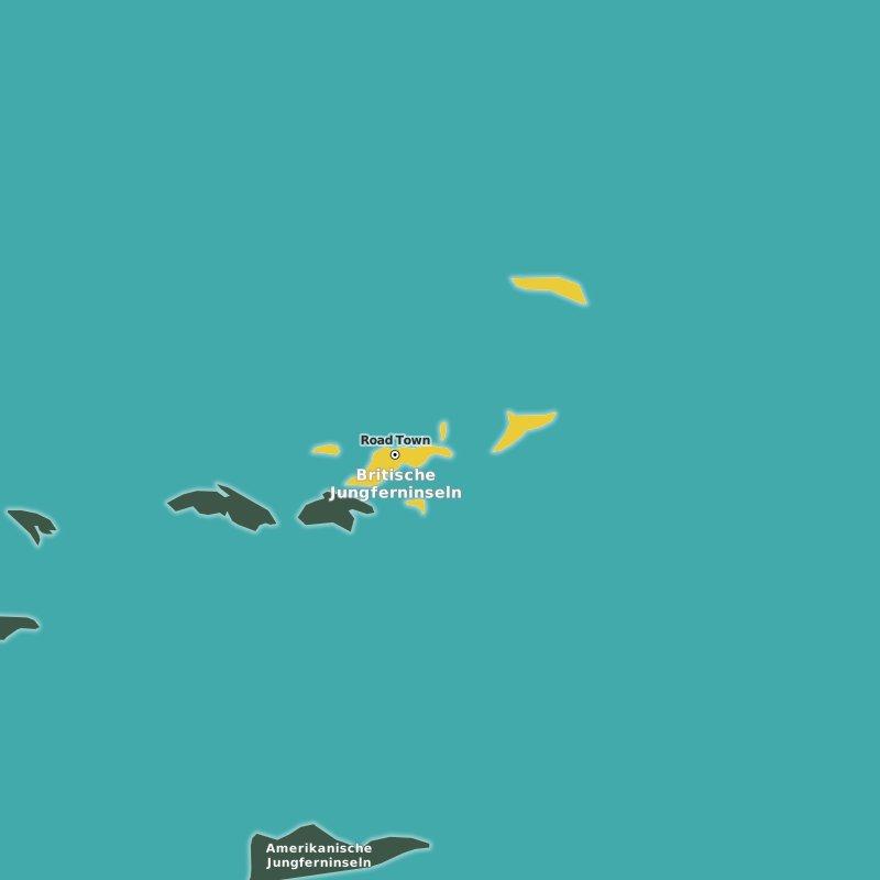 Britische Jungferninseln Lebenshaltungskosten