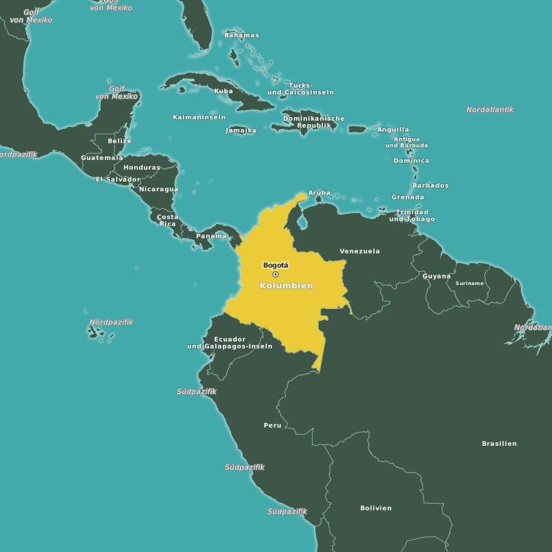 kolumbien forum
