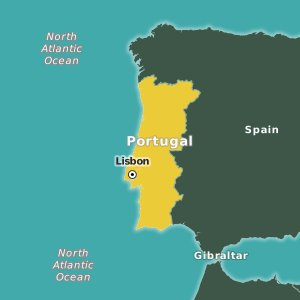 Holidays In Portugal Prepare Your Coming Trip Thanks To - Portugal map north