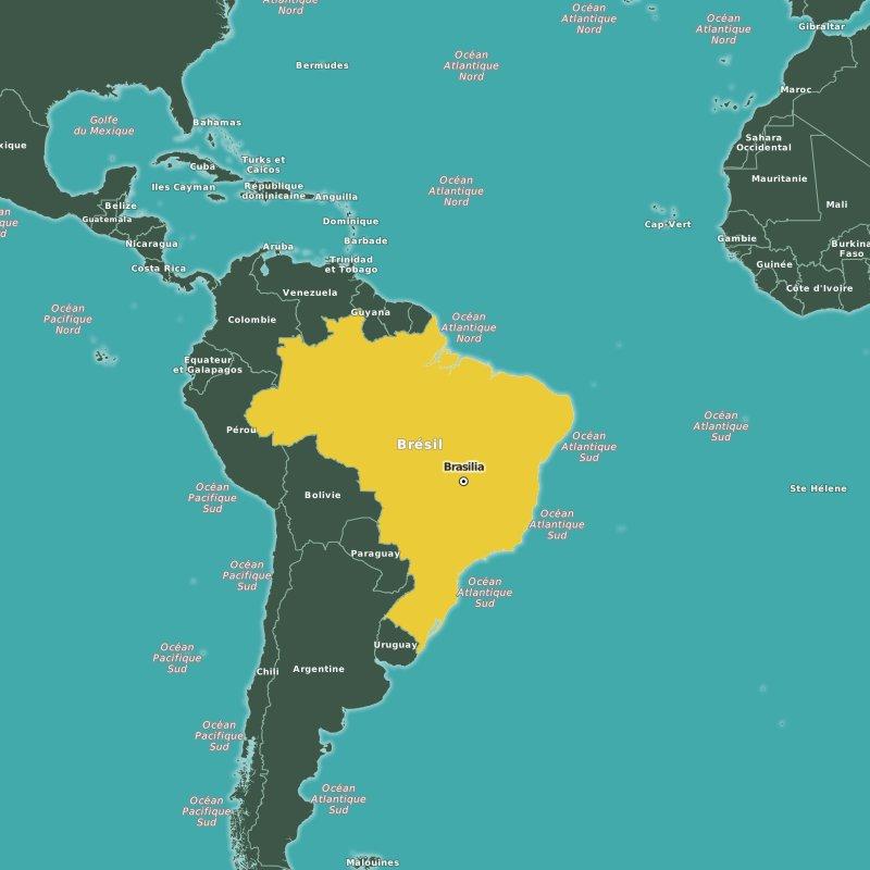Voyage Belo Horizonte Easyvoyage