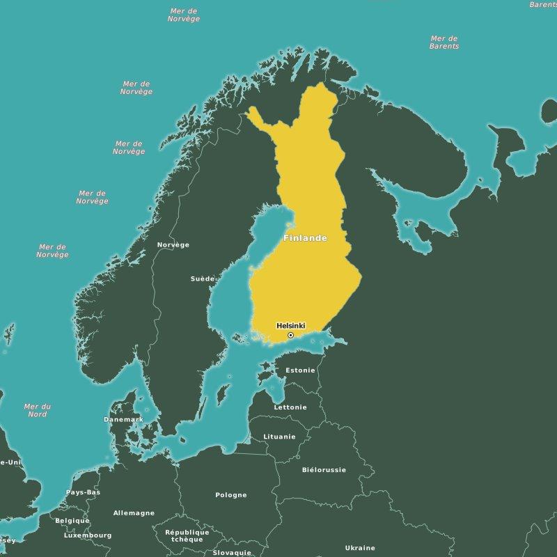 Voyage La Laponie  Finlande  Easyvoyage