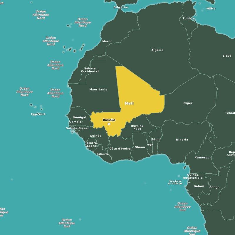 guide de voyage bamako easyvoyage. Black Bedroom Furniture Sets. Home Design Ideas