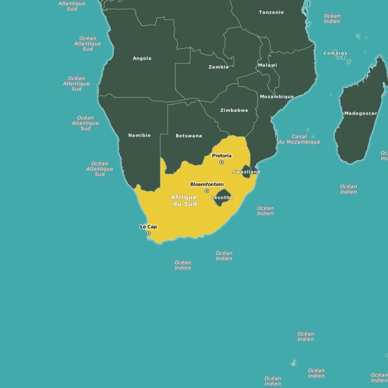 Voyage le cap afrique du sud easyvoyage - Office du tourisme afrique du sud paris ...