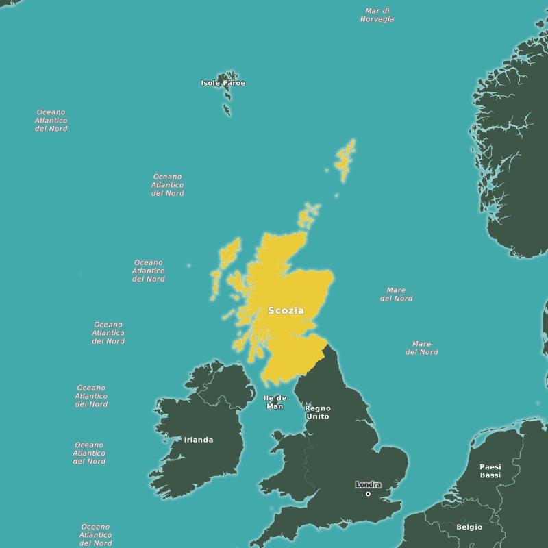 Viaggi Aberdeen  Regno Unito