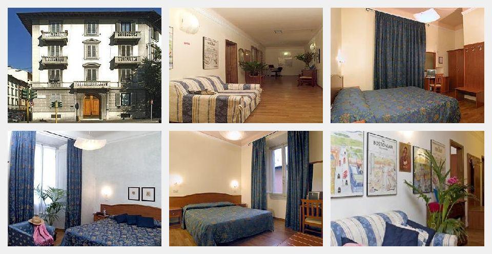 Hôtel Soggiorno Madrid, Florence - description, réservations et avis