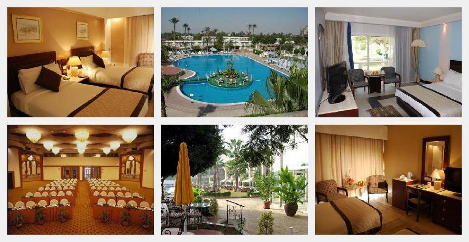 InterContinental Pyramids Park Resort Cairo
