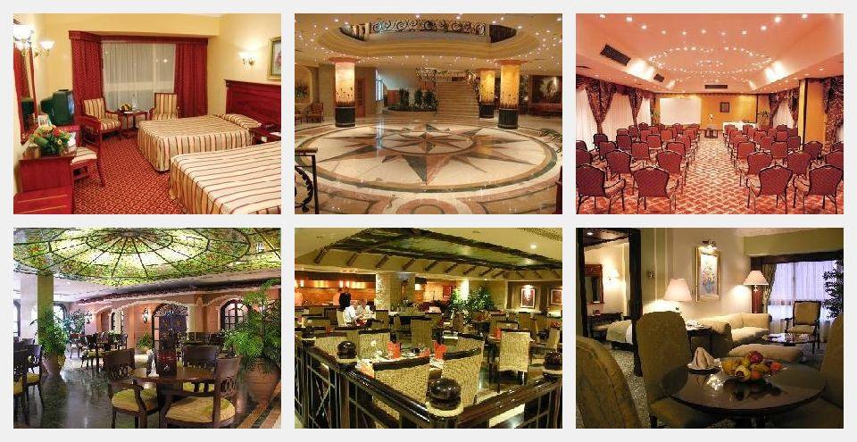 Pyramisa Cairo and Casino