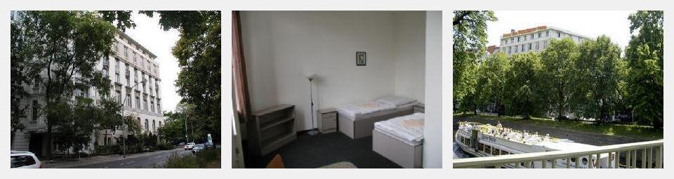 Apartmenthaus am Potsdamer Platz