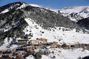 Andorre, Station de ski El Tarter, Grandvalira