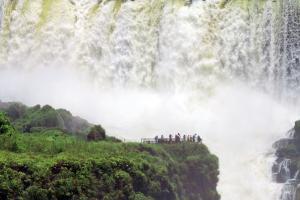 Amérique, Amérique du Sud, Argentine, Iguaçu, cascade, chute,