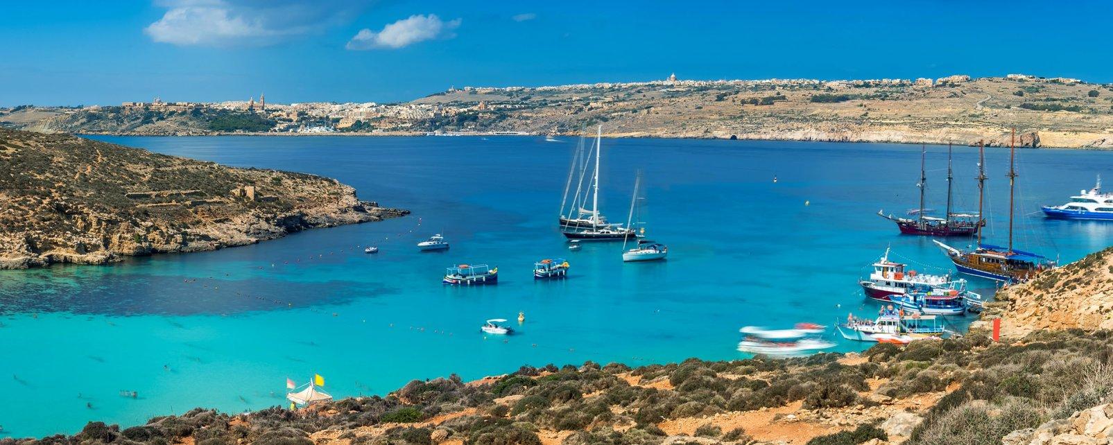 Viaggi malta guida malta con easyviaggio - La finestra azzurra gozo ...