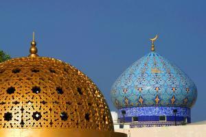 Moyen-Orient, Sultanat d'Oman, Oman, mosquée, religion,