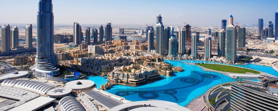 Die Vereinigten Emirate