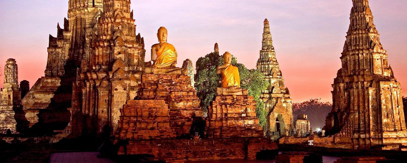 Voyager en Thaïlande et visiter les Temples
