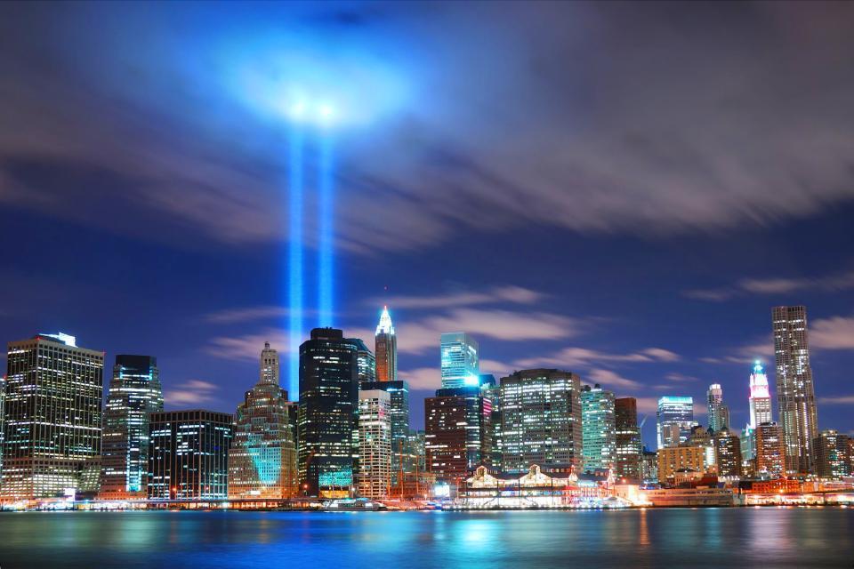 Amérique, Amérique du Nord, Etats-Unis, USA, Manhattan, New York, ground zero