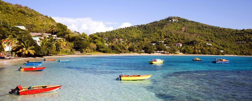 Saint-Vincent and The Grenadines