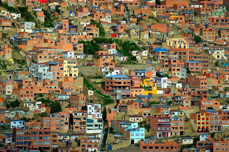 Amérique, Amérique du Sud, Chili, maison, ville, architecture, habitation,