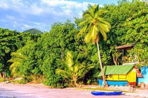 Amérique, Amérique du Sud, Colombie, San Andres, Providencia, plage,