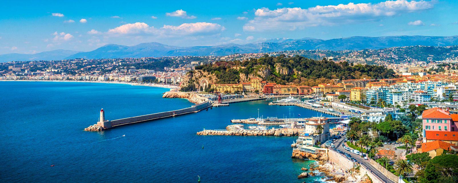 Francia, Panorama di Nizza