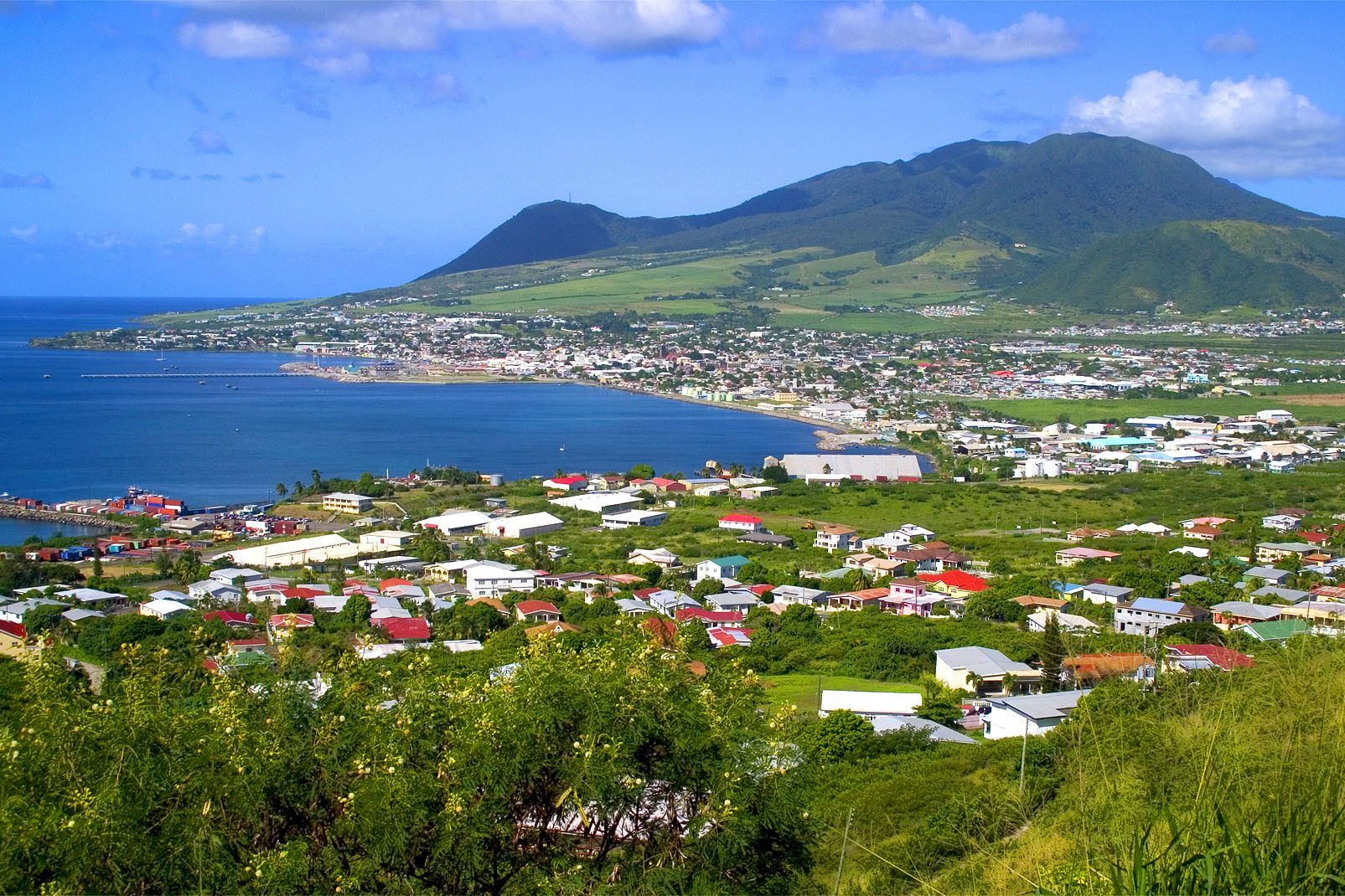St Kitts y Nevis
