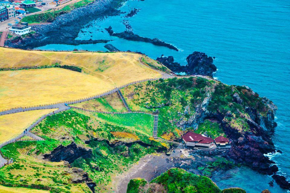 L'île, de, Jeju, coree, sud, asie