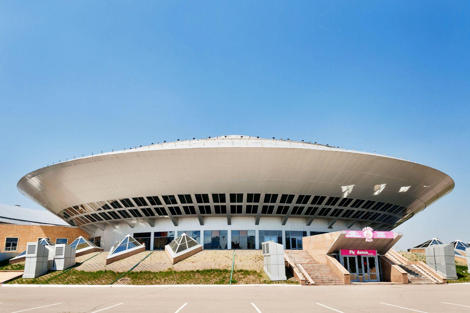 Kazakhstan, Cirque, Astana