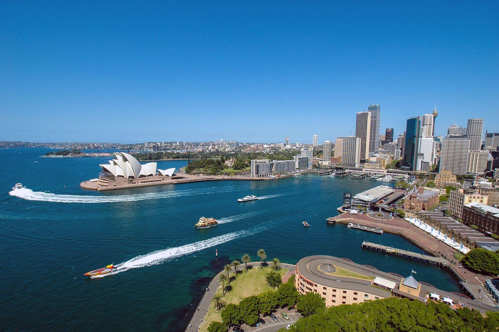 Océanie, australie, sydney, opéra