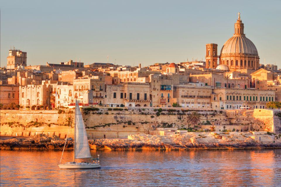 malte, république de Malte, méditerranée, archipel, mer, île, La Valette, forteresse, fort