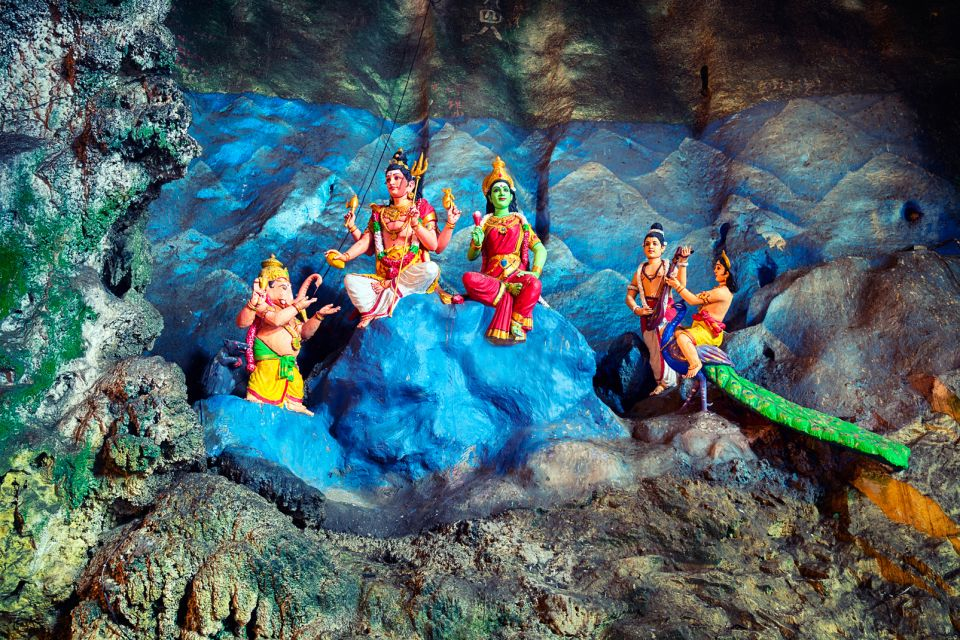 Malaisie, Grottes de Batu, Kuala Lumpur