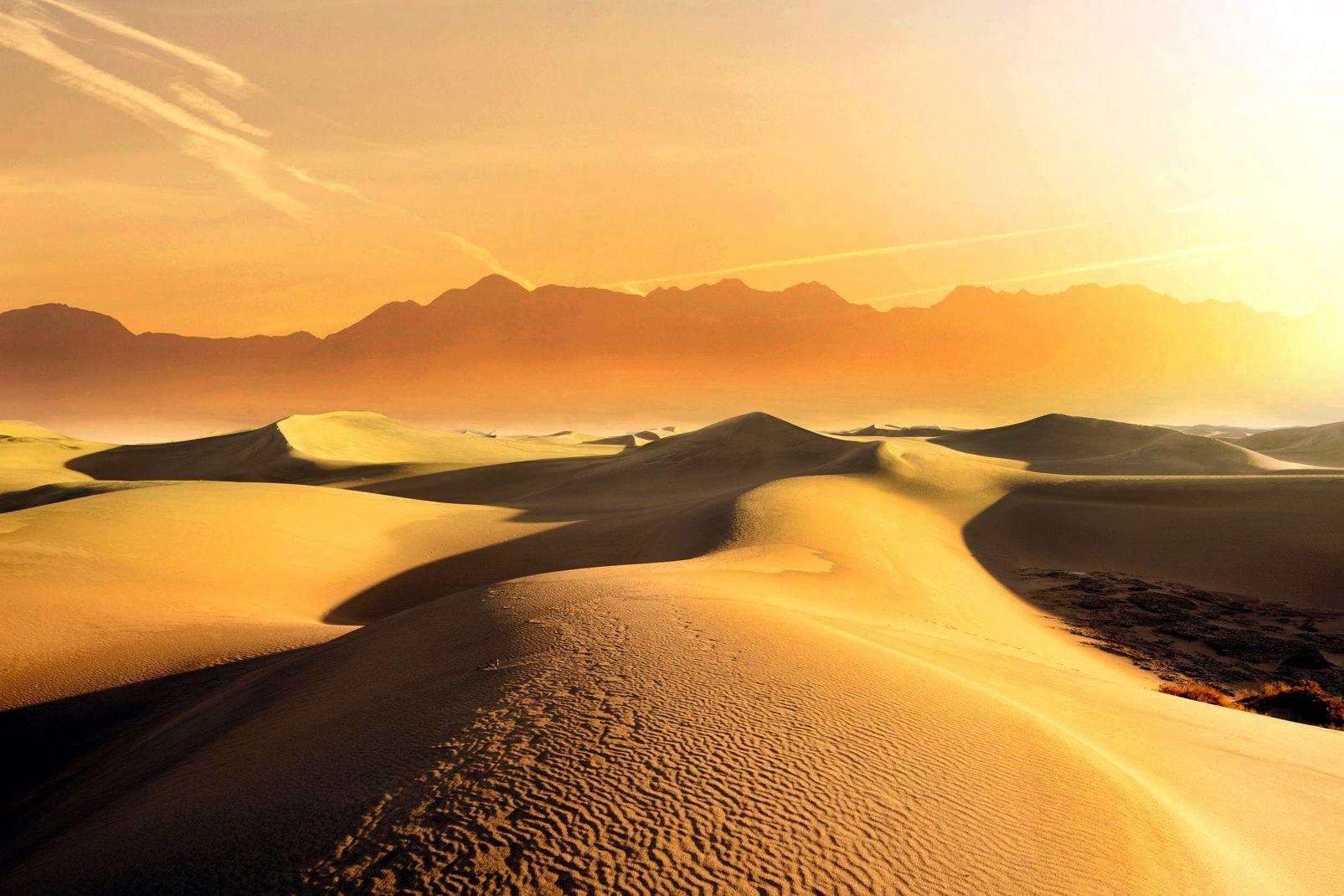 afrique, niger, dune, desert, ténéré
