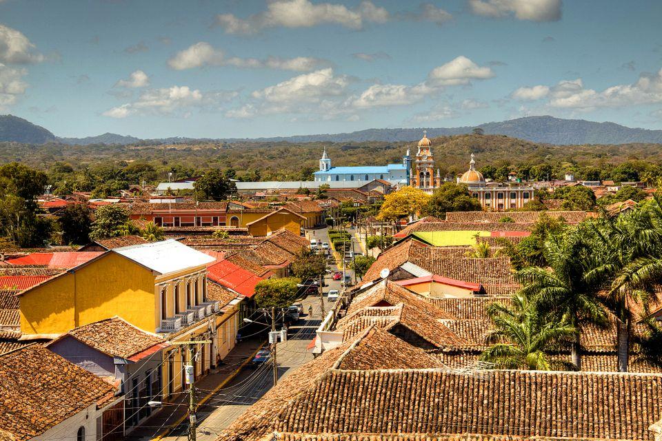 Cathédrale, eglise, lac, amerique, sud, nicaragua, grenade, centre historique, religion
