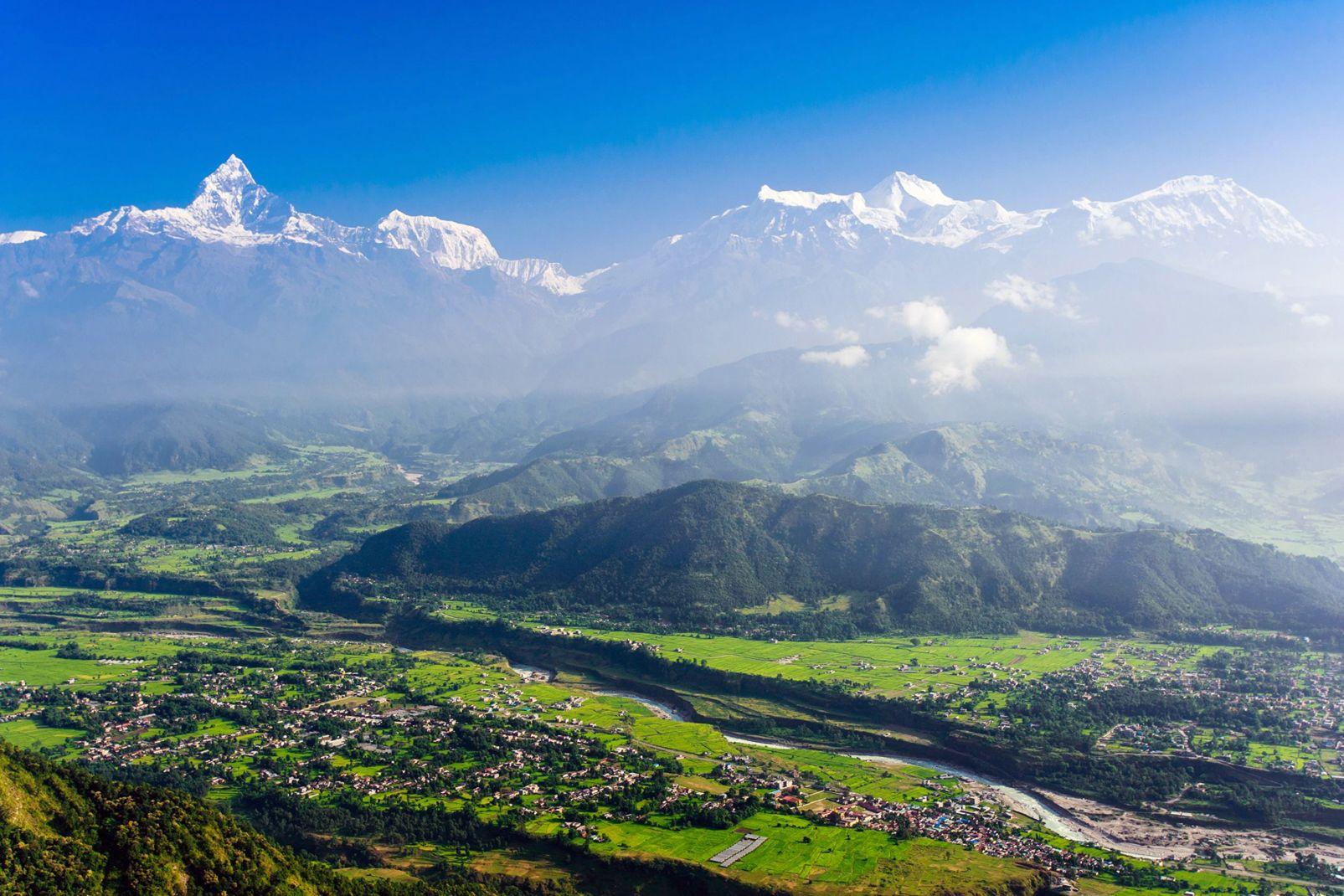 Asie, Népal, himalaya