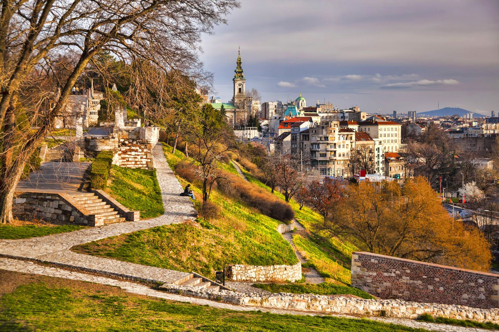 Serbie, Belgrade