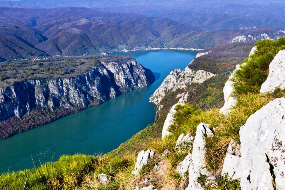 Serbie, Le Danube