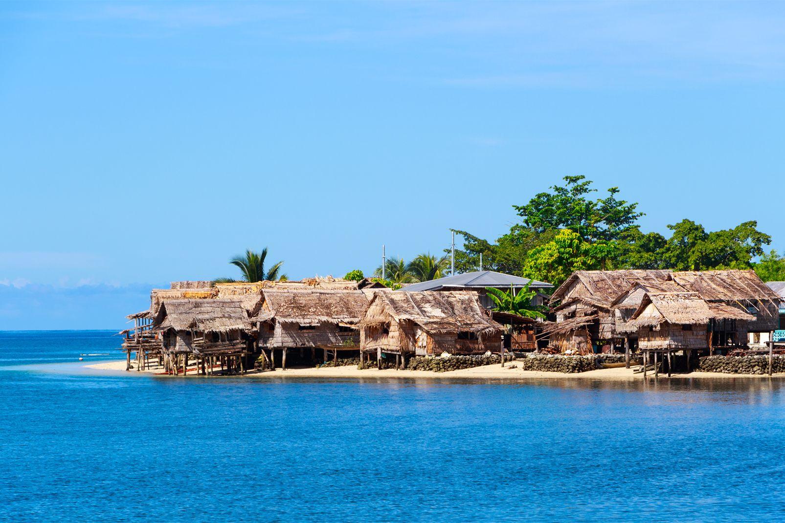 Solomon Islands Holidays From Uk