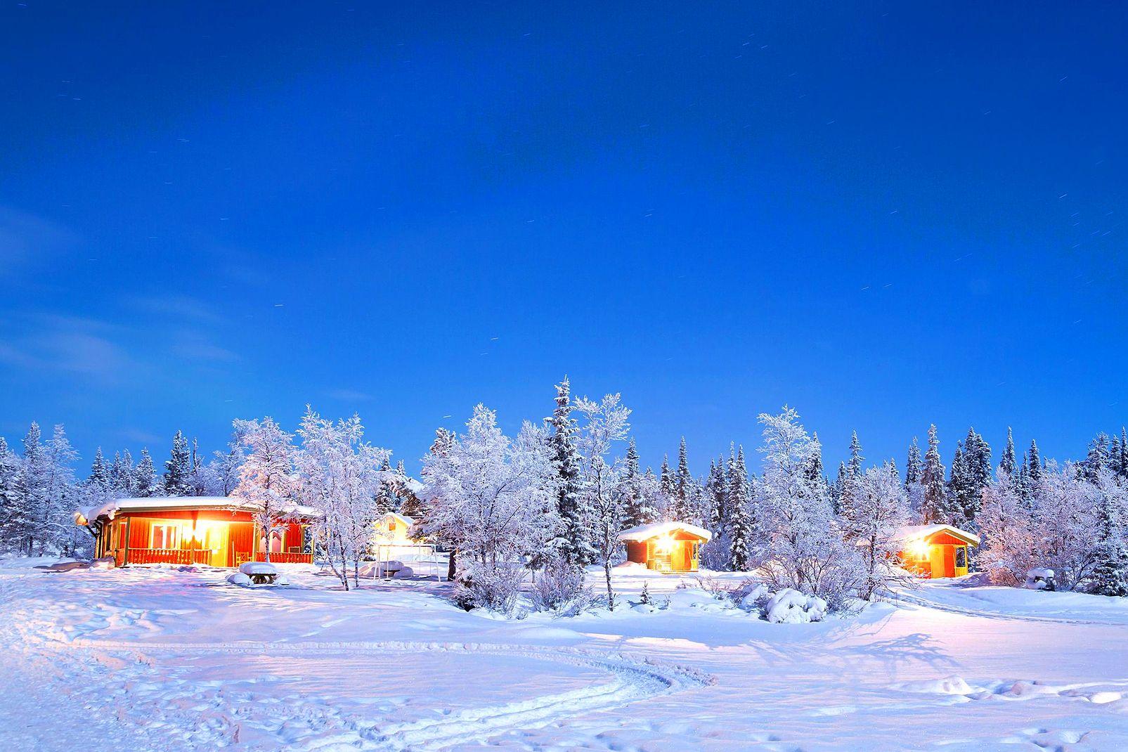 Suède, Kiruna