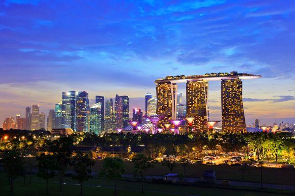 Dating App à Singapour