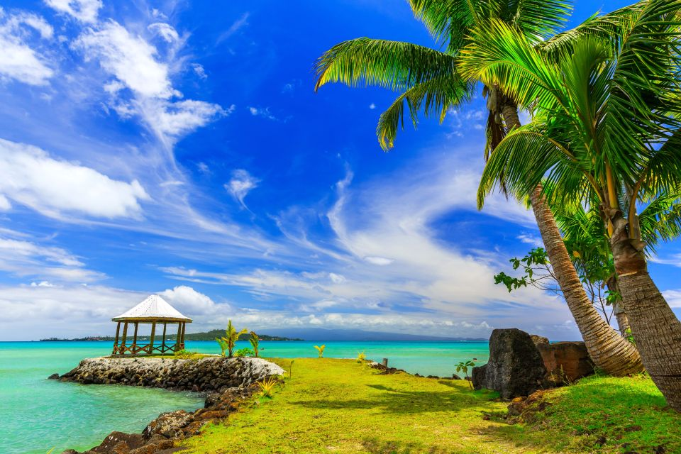 Samoa, Apia, la capitale
