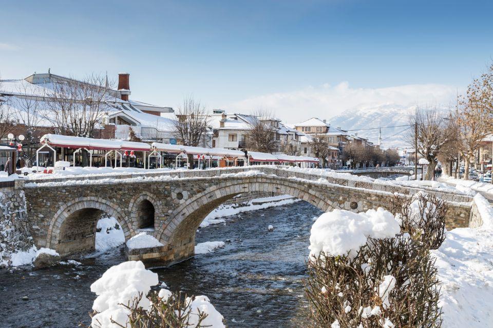 Albanie, Balkans, Bistrica, Europe, kosovo, Hiver