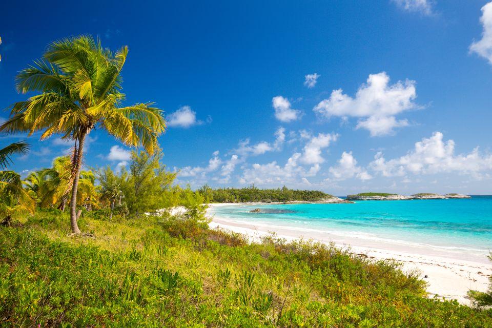 eleuthera, Caraïbes, bahamas, plage, mer, jeu, île