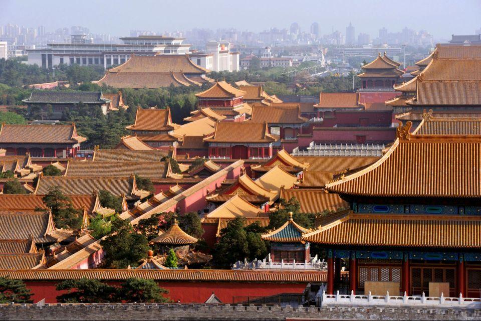 Asie, chine, pékin, beijing, coté interdite